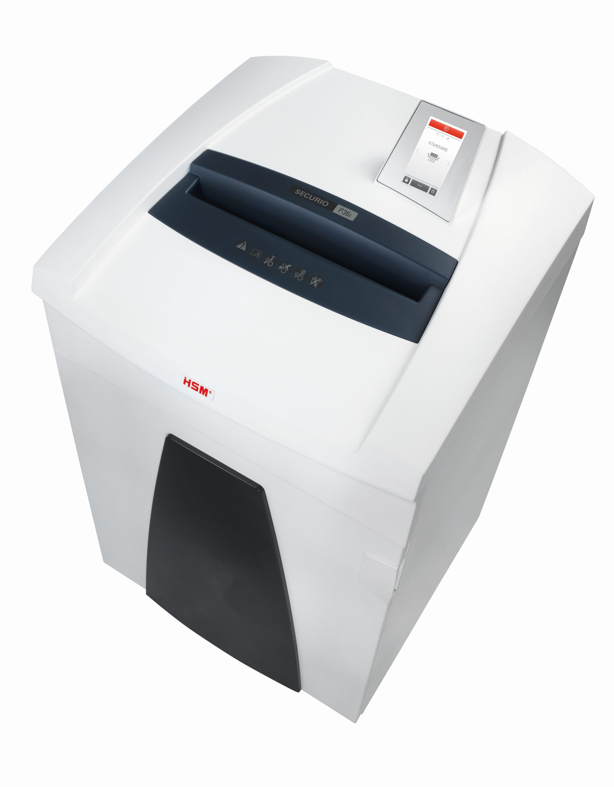 Securio P36i paper shredder