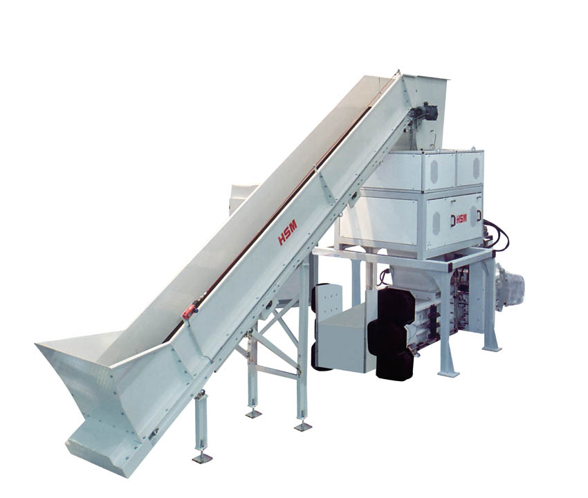 X5 PARTICLE CUT SHREDDER WITH CD